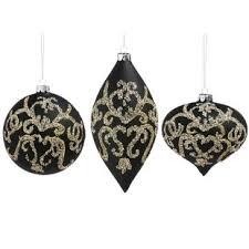 And Gold Glass Ornaments Gold Glass Ornaments Wayfair