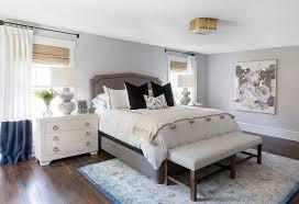 light gray leather bedroom bench design ideas