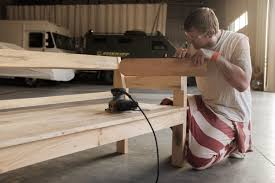 Learn Bench Bench As Bridge County Inmates Learn A Trade And Give Back To