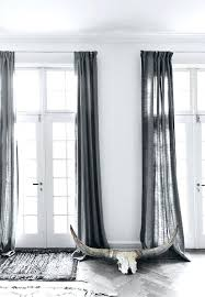 Black White Gray Curtains Blue Gray Curtains Teawing Co