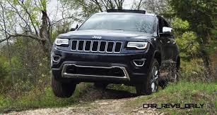 jeep grand cherokee trailhawk 2014 2014 jeep grand cherokee shows its trail rated skills off road 42