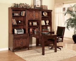 modular home office desk divine furniture for home office decoration using solid red cherry