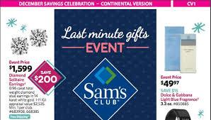 club december savings celebration ad released