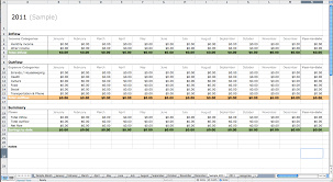 small business expenses excel template