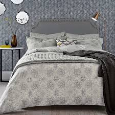 Geometric Duvet Cover Marble Bedding Altana Geometric Jacquard Bedding At Bedeck 1951