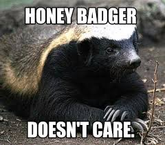 Honey Badger Memes - meme creator honey badger meme generator at memecreator org