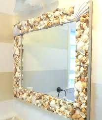 seashell bathroom ideas bathroom craft ideas ideas for bathroom decorating on a budget