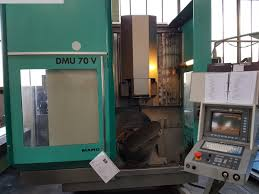 deckel maho dmg dmu 70 v machining center 5 axis exapro