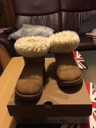 womens ugg boots used chestnut ugg boots ads buy sell used find great prices