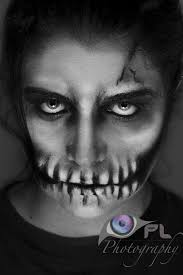 Halloween Skeleton Make Up by 16 Best Skeleton Faces Images On Pinterest Halloween Makeup Day