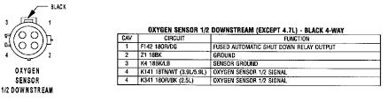 dodge dakota wiring diagrams pin outs locations brianesser com