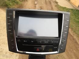 lexus is 250 display гу roadrover на lexus is250