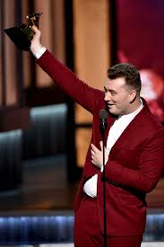 grammy winners list for 2015 includes sam smith pharrell grammys 2015 sam smith thanks the man who broke his heart as
