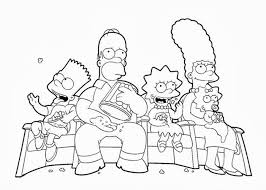 simpsons coloring pages free coloring pages coloring books