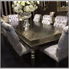 Grey Velvet Dining Chairs Light Grey Velvet Dining Chairs Chairs Home Decorating Ideas