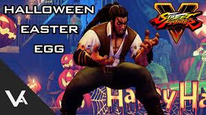 egg halloween costumes street fighter v how to unlock hidden halloween costume easter