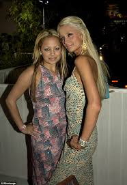 What Happened To Paris Hilton - nicole richie u0027s younger sister sofia seen partying with former