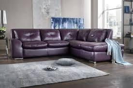 Corner Leather Sofa Corner Sofas In Leather Fabric Sofology