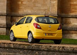 vauxhall yellow images vauxhall corsa d 2011 14