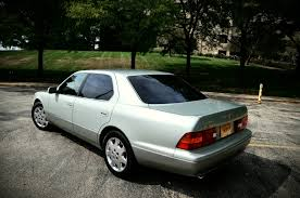 new to me 1999 silver jade pearl clublexus lexus