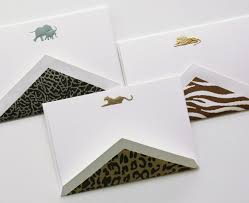 currently loving safari stationery sweet paper