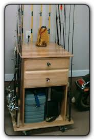 Fishing Rod Storage Cabinet Fishing Rod Storage Cabinet Imanisr
