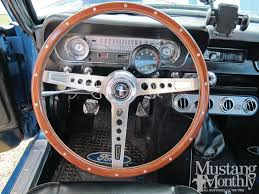 steering wheel for mustang gt performance products retro steering wheel install mustang