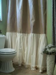 Burlap Shower Curtains Marvelous Cortina De Ducha Se Reunieron Arpillera Por