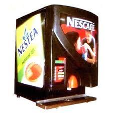 table top vending machine nescafe table top double option nestea vending machine at rs 1