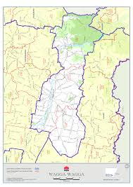 Austin City Council District Map by Wagga Wagga Nsw Electoral Commission