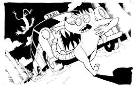 the comic art of jorge santiago jr september 2012
