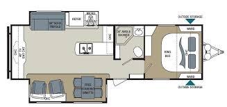 Dutchmen Aerolite Floor Plans 2016 Dutchmen Aerolite 298resl Travel Trailer Tulsa Ok Rv For
