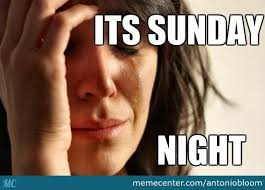Sunday Night Meme - its sunday night by antoniobloom meme center