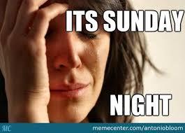 Its Sunday Meme - its sunday night by antoniobloom meme center