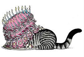 100 years of birthdays cakes and cats cat wisdom 101