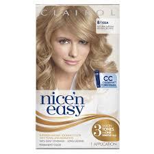 clairol nice u0027n easy permanent hair color 8 103a natural medium
