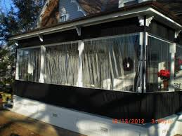 Patio Enclosures Nashville Tn by Plastic Outdoor Panels For Porch For The Home Pinterest