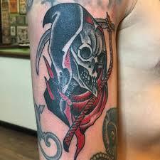 95 best grim reaper tattoo designs u0026 meanings 2018