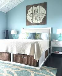 coastal themed bedroom interior tropical bedrooms decorations decorating a house