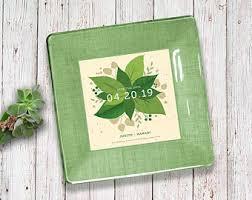 wedding invitation plate keepsake unique wedding gift invitation plate keepsake for couples