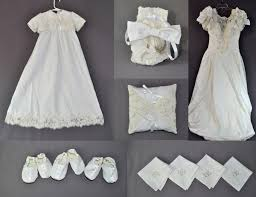 Used Wedding Dress Well Used Wedding Dress Becomes Family Baptism Gown Fairy