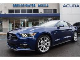 pre owned ford mustang pre owned 2015 ford mustang gt gt 2dr fastback in bridgewater