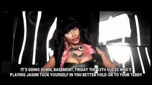 The Basement Lyrics My Bad Ft Nicki Minaj Lyrics Ludacris Song In Images