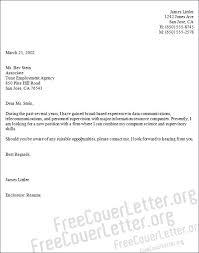 communication cover letter styleresumes cover letter