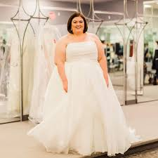 davids bridal wedding dresses plus size wedding dress shopping with david s bridal