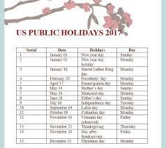 2017 us calendar printable 2017 us calendar holidays printable calendar social funda
