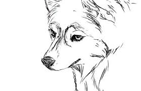 husky puppy coloring pages just colorings