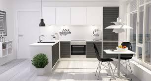 modern white kitchen ideas design contemporary white grey cabinet quartz countertop