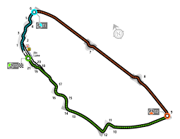 Road America Track Map by Roadkill U0027s Faq To The 24 Hours Of Le Mans The Big Race In France