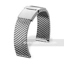 mesh steel bracelet images Staib 2784 ap milanese watch bracelet extra heavy mesh png